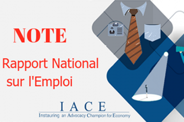 reponse rapport emploi
